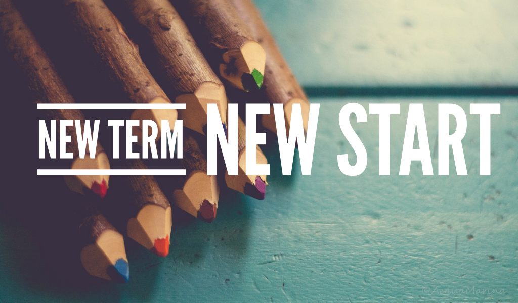 New Term New Start